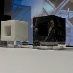 Trophées ArchiCOTE réalisés par Sacha Sosno