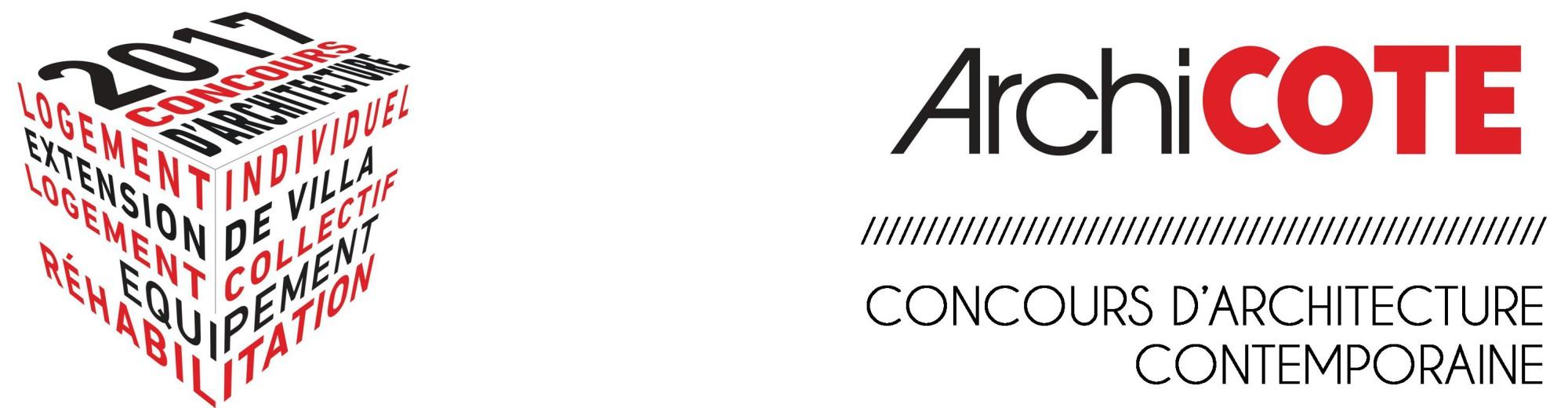archicote concours d 39 architecture contemporaine organis par le saca et cote magazine. Black Bedroom Furniture Sets. Home Design Ideas